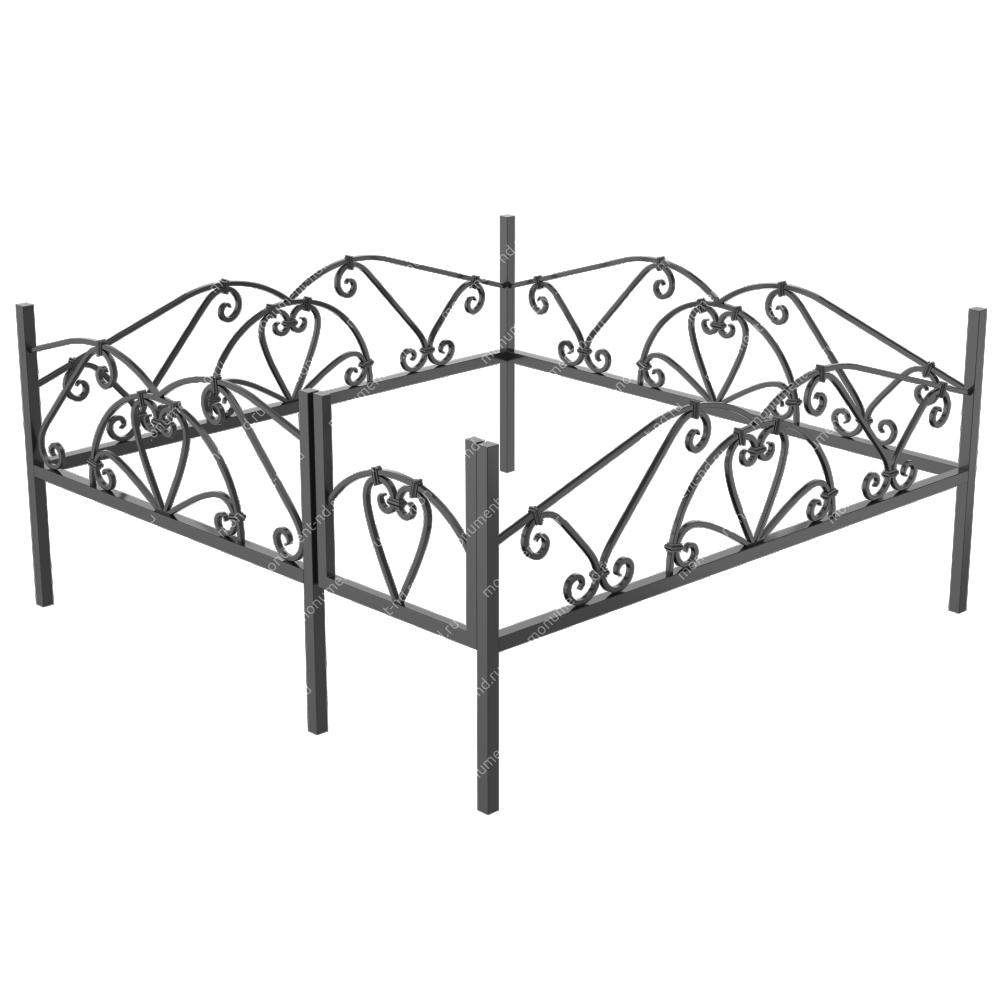 Ограда кованная ОК 15