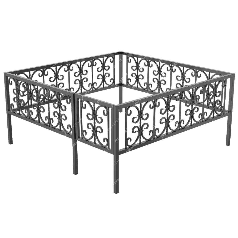Ограда кованная ОК-4