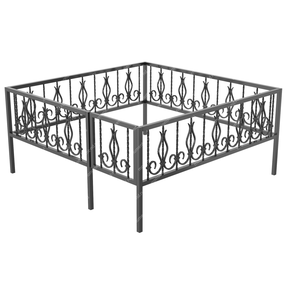 Ограда кованная ОК-9