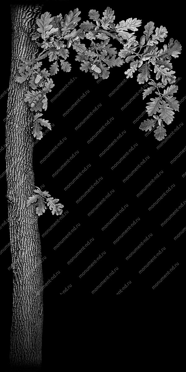 Гравировка дерева Д - 015
