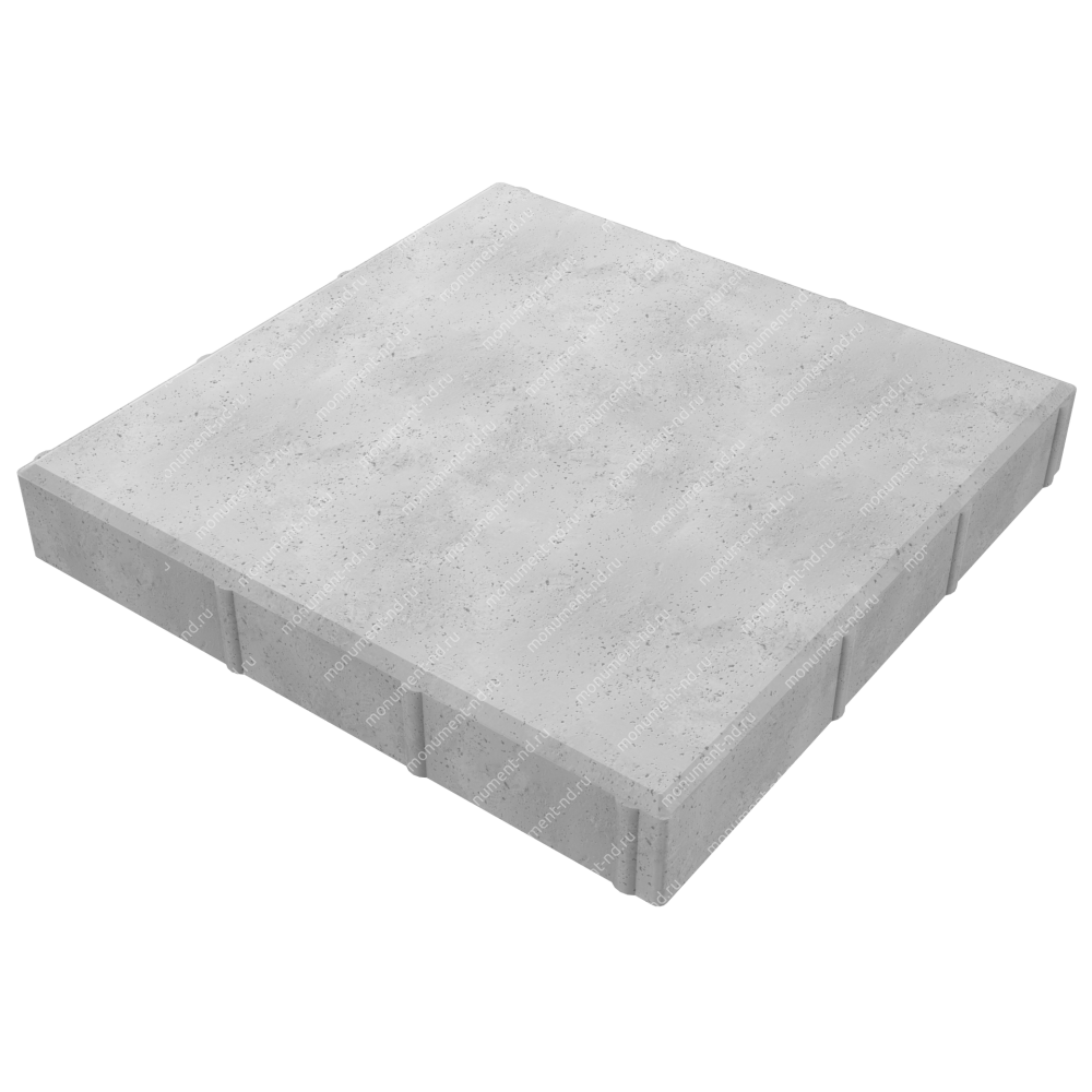 Тротуарная плитка на могилу ТП-03