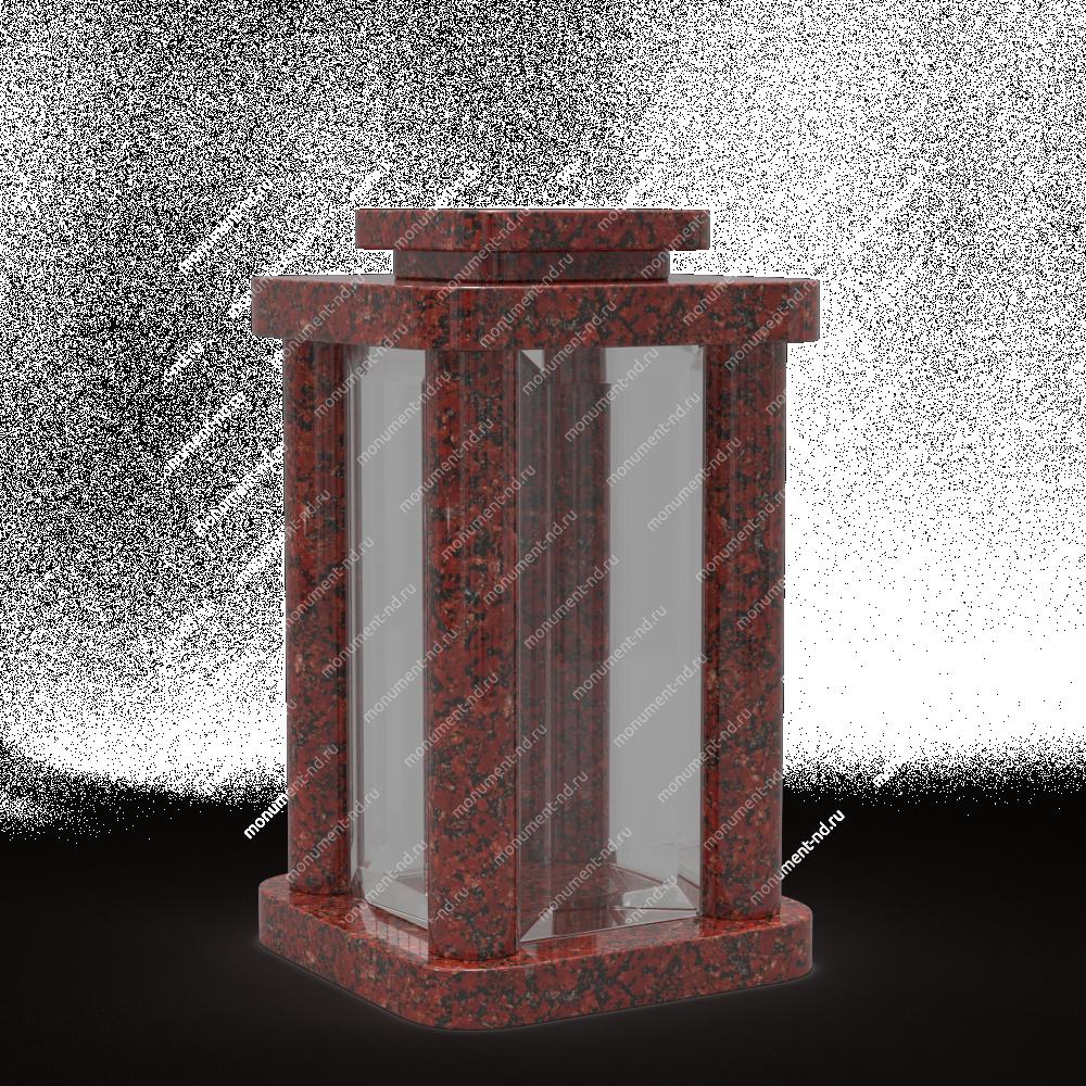 Лампада на могилу-009К