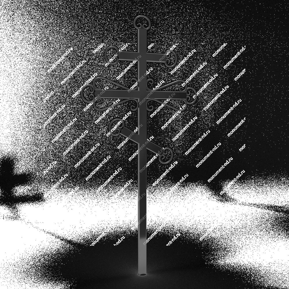 Крест на могилу Кр-001