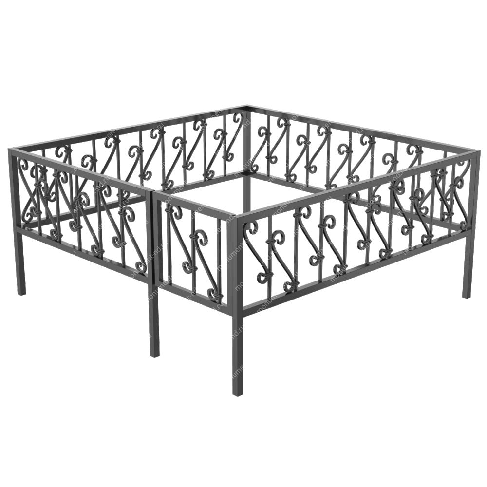 Ограда кованная ОК-5