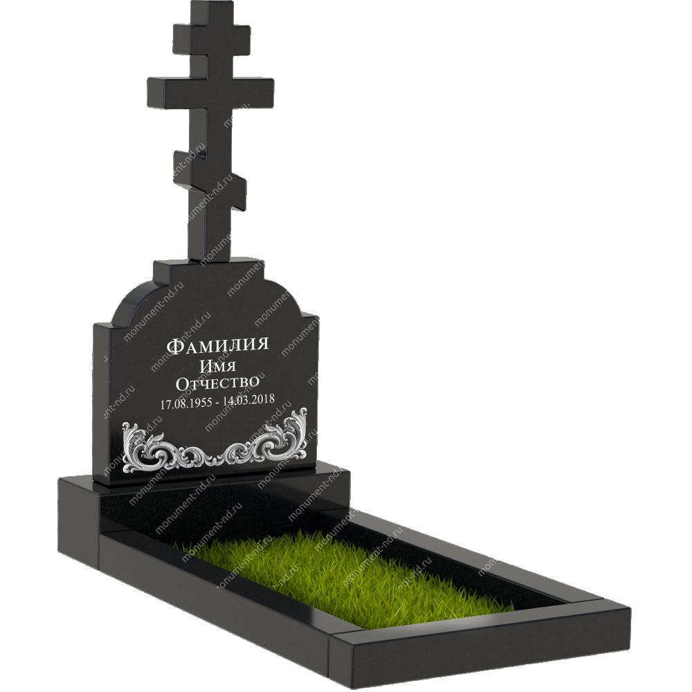 Памятник с крестом K-006