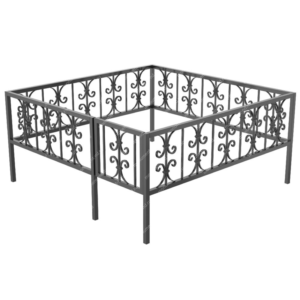 Ограда кованная ОК-33