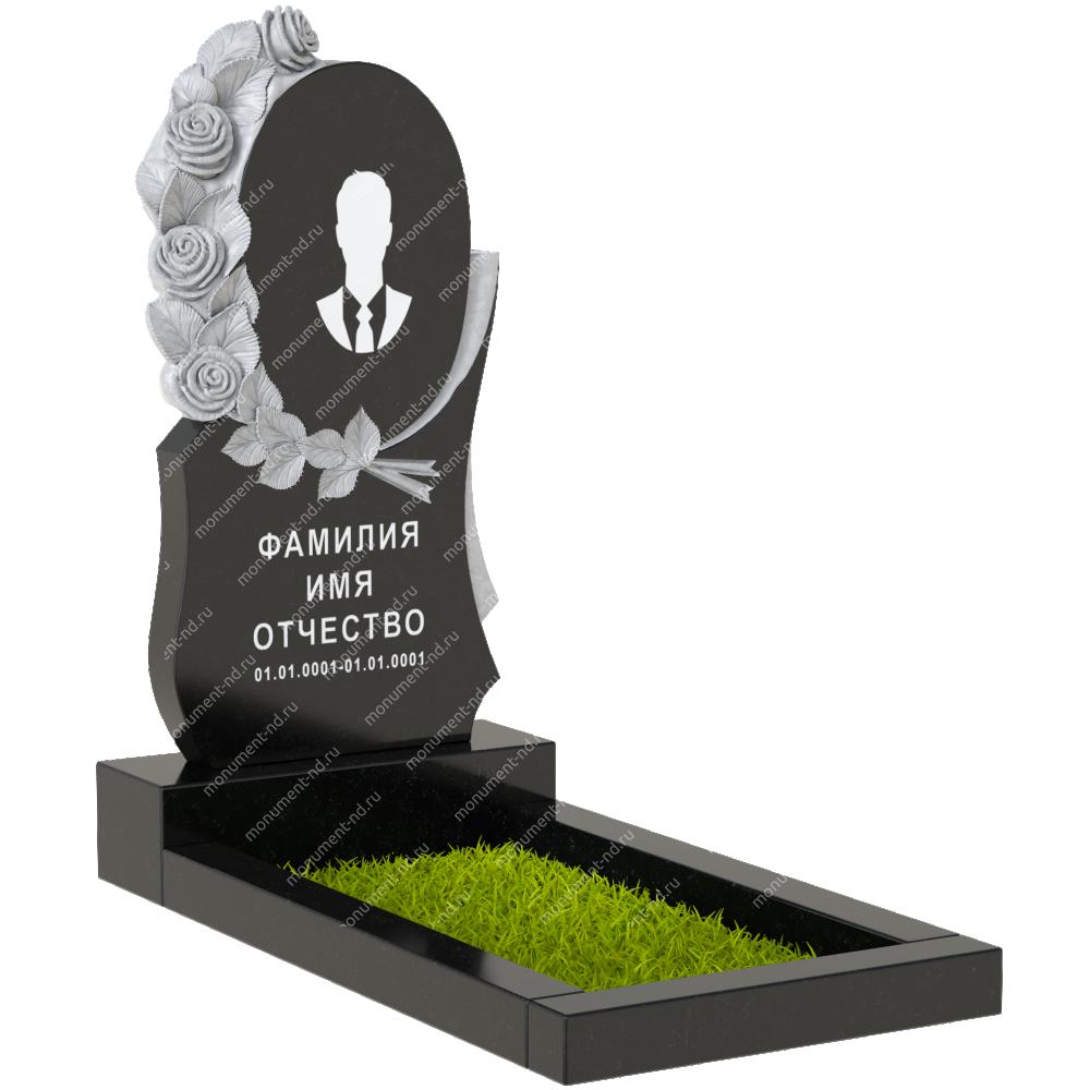 ПБ-85 Памятник с барельефом