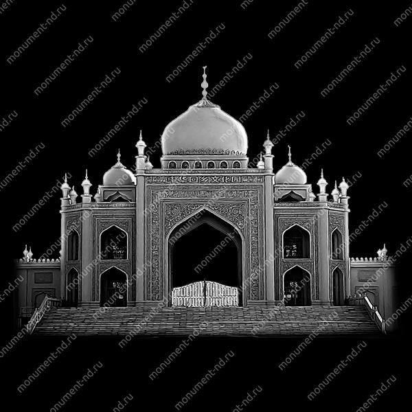 Гравировка Ислам Ис - 018