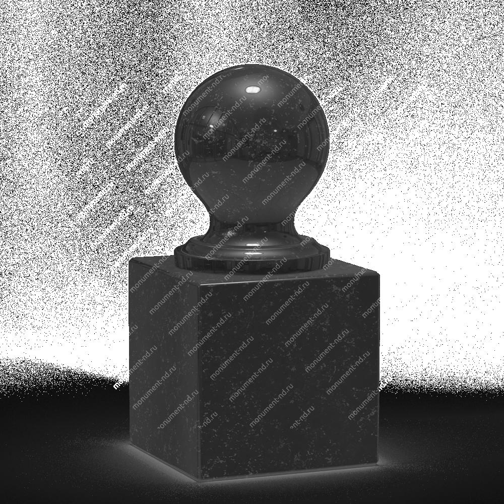 Шар из гранита Ш-013