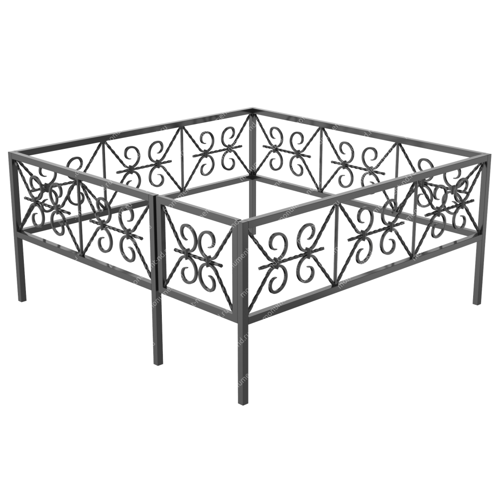 Ограда кованная ОК-27
