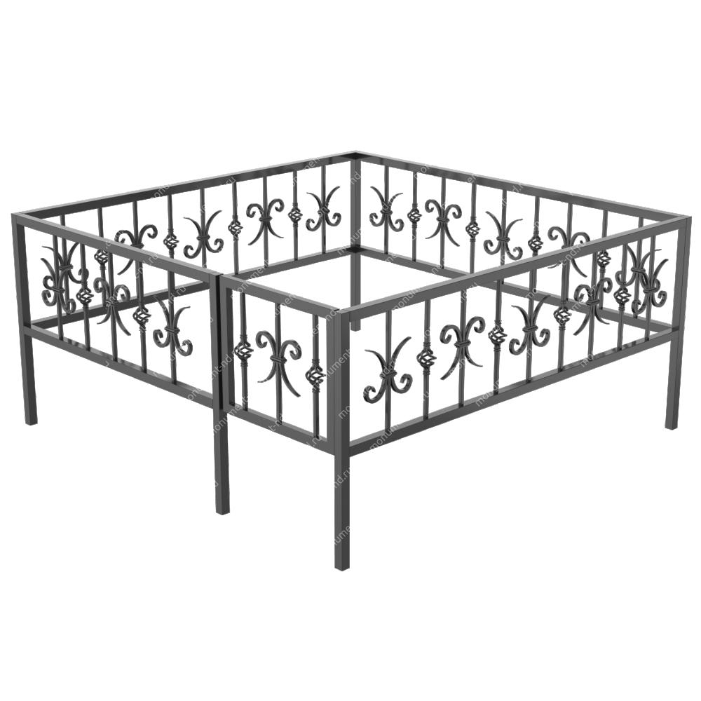 Ограда кованная ОK-35