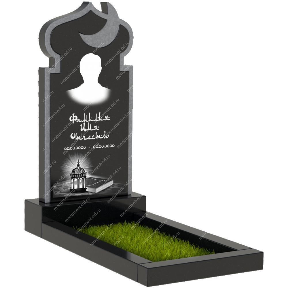 Мусульманский памятник М-012