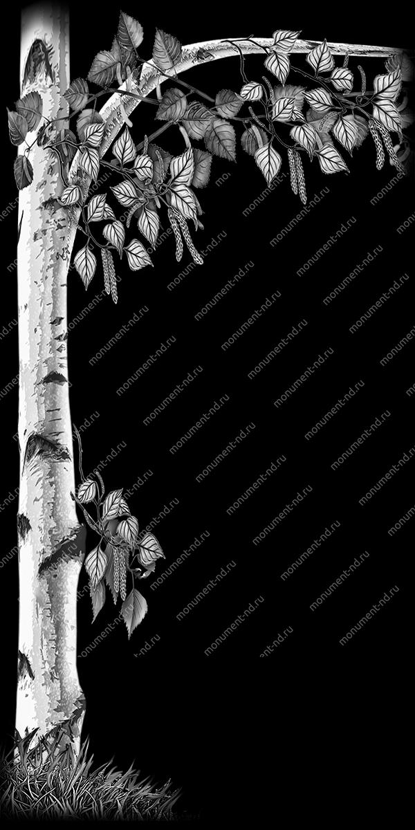 Гравировка дерева Д - 005