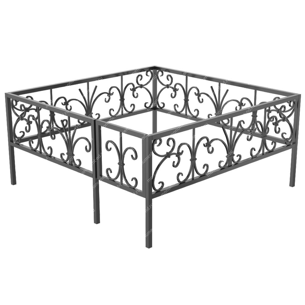 Ограда кованная ОK-41