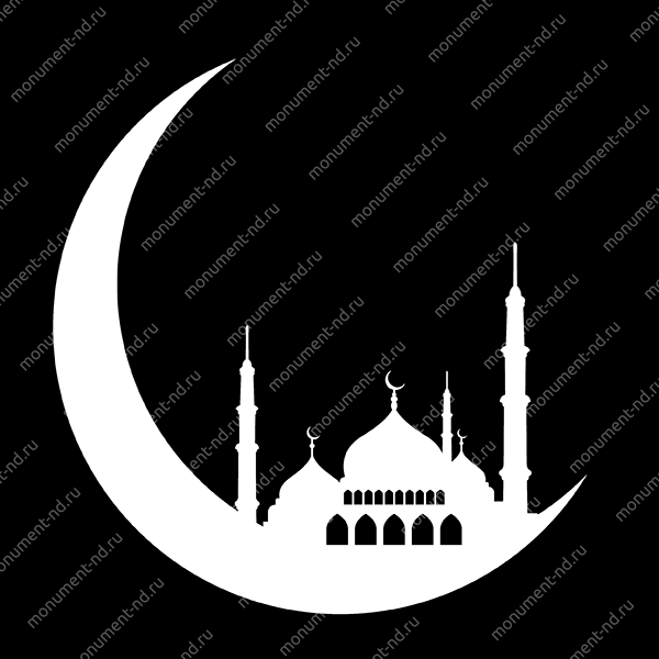 Гравировка Ислам Ис - 016