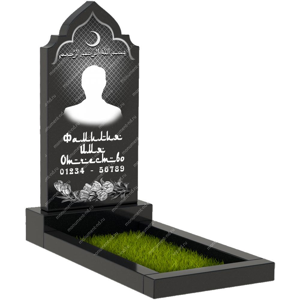 Мусульманский памятник М-005