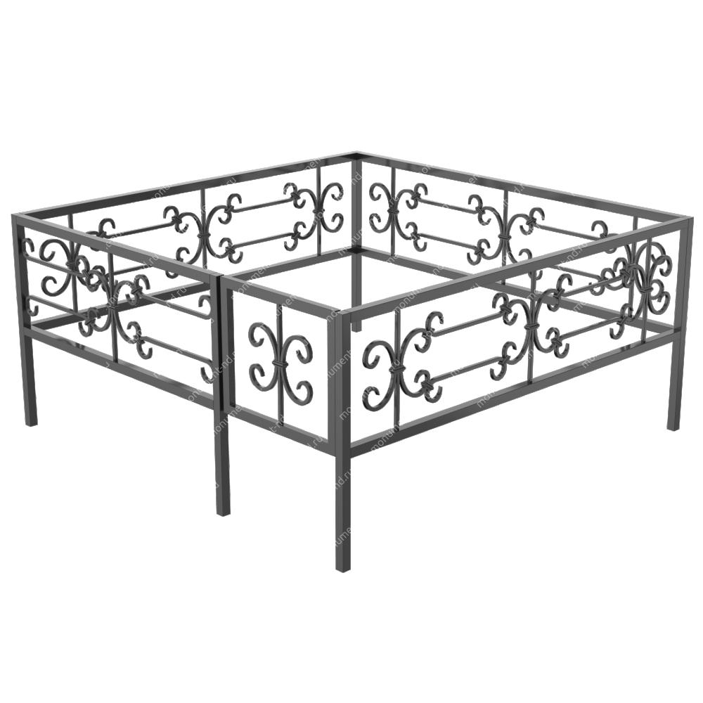 Ограда кованная ОК -18