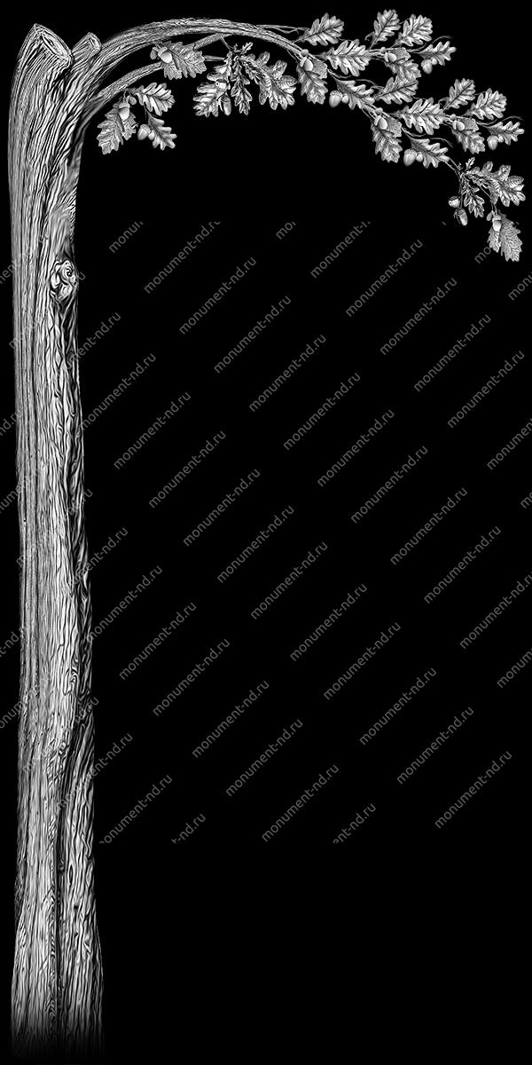 Гравировка дерева Д - 014