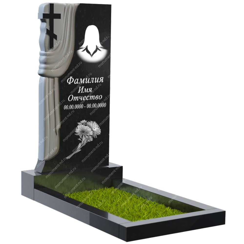 ПБ-9 Памятник с барельефом