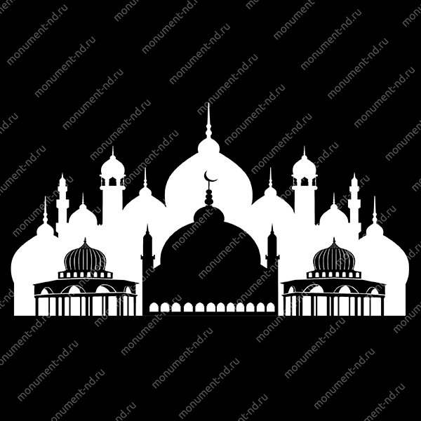 Гравировка Ислам Ис - 004