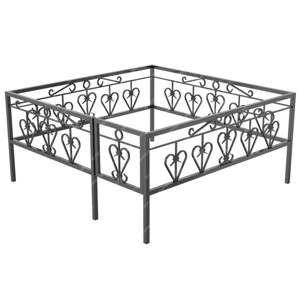 Ограда кованная ОК-22
