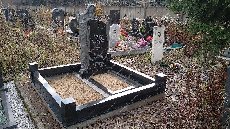 """Мемориальный комплекс НР - 093 """"Под ключ"""" 200х180 см"""