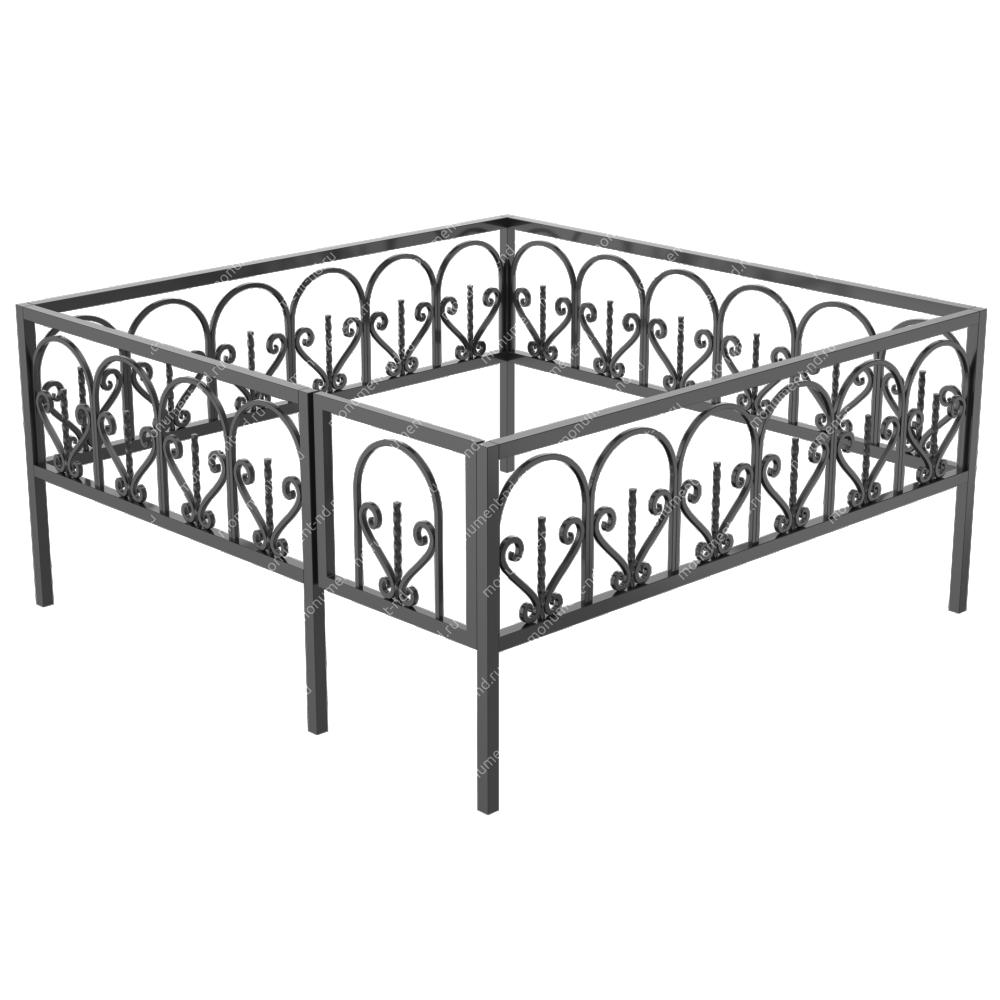 Ограда кованная ОK-43