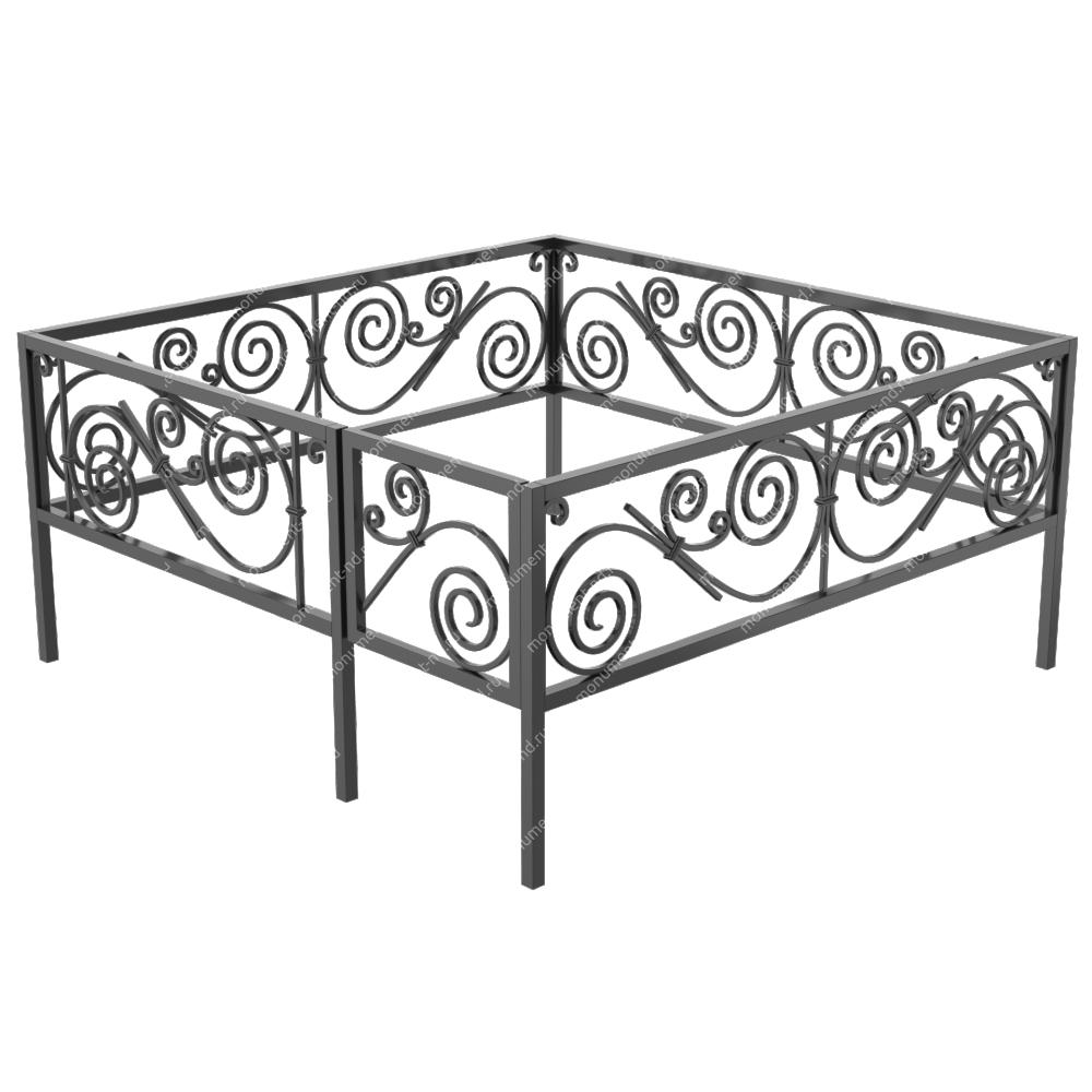 Ограда кованная ОК 21