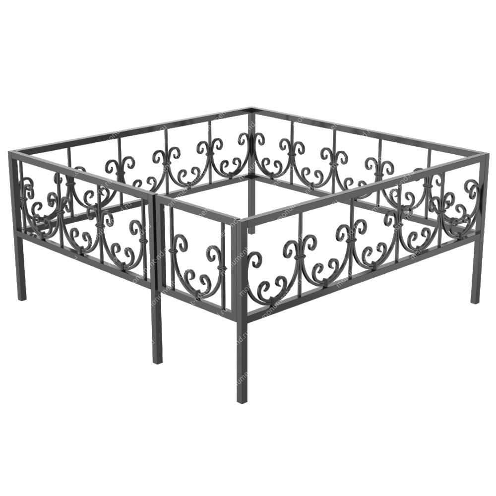 Ограда кованная ОK-44