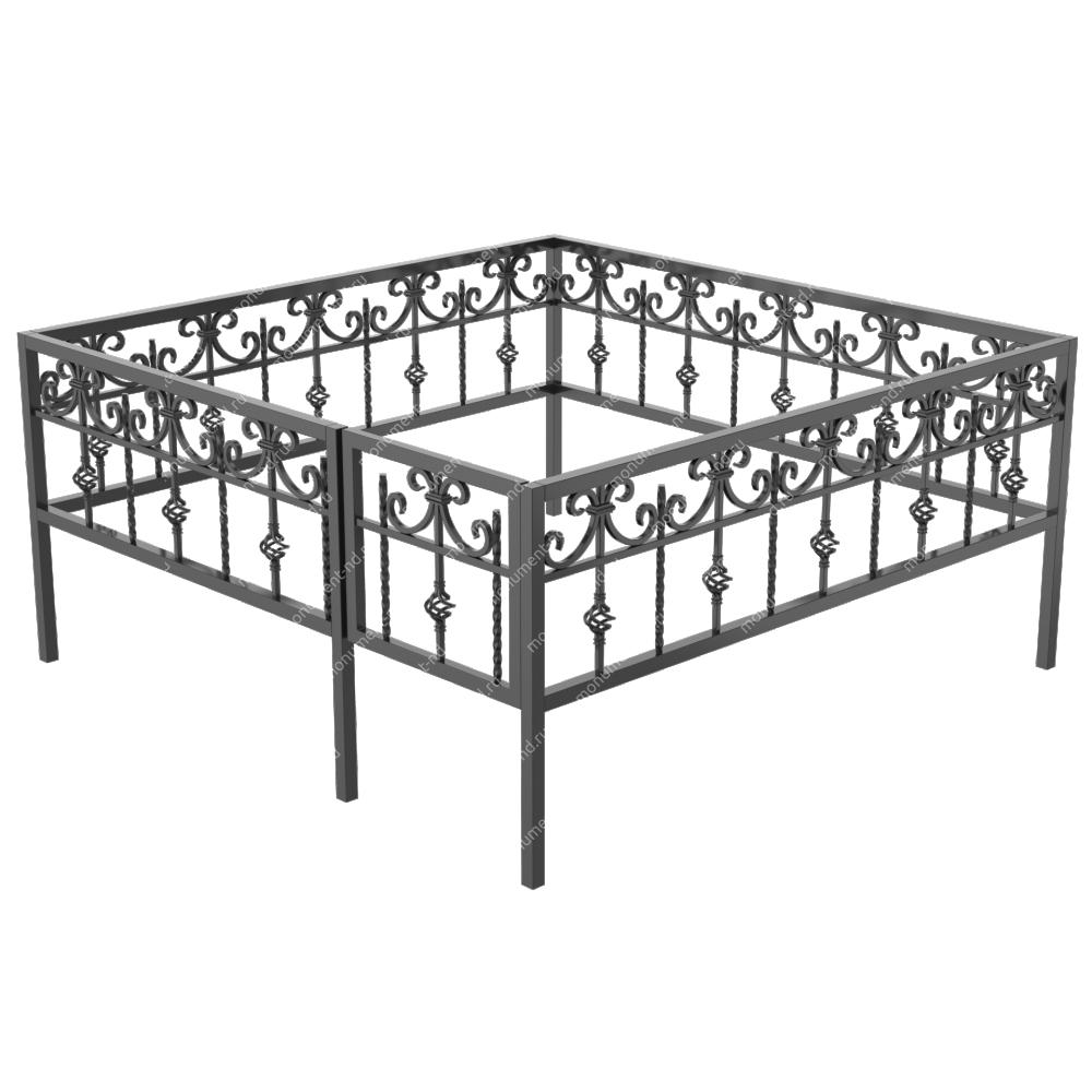 Ограда кованная ОК-3