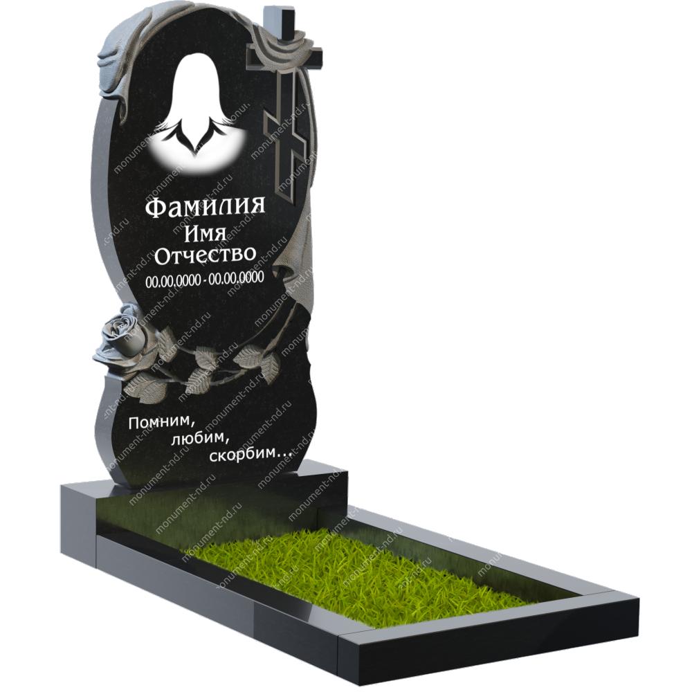 ПБ-50 Памятник с барельефом