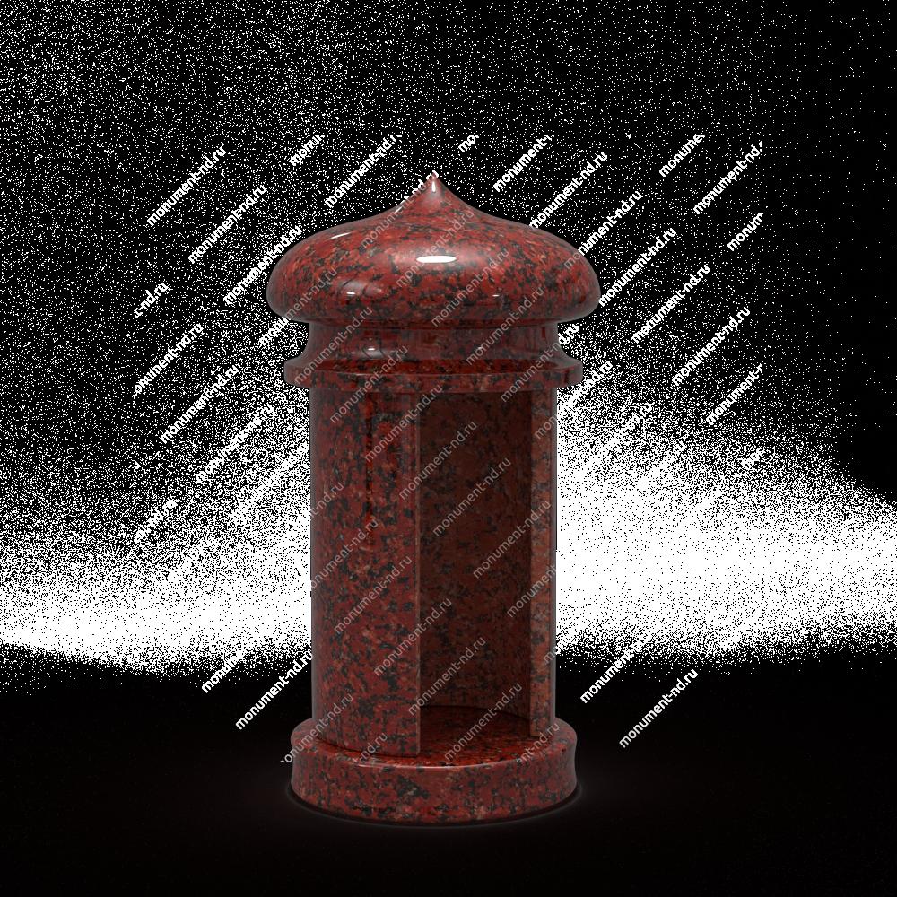 Лампада на могилу-006К