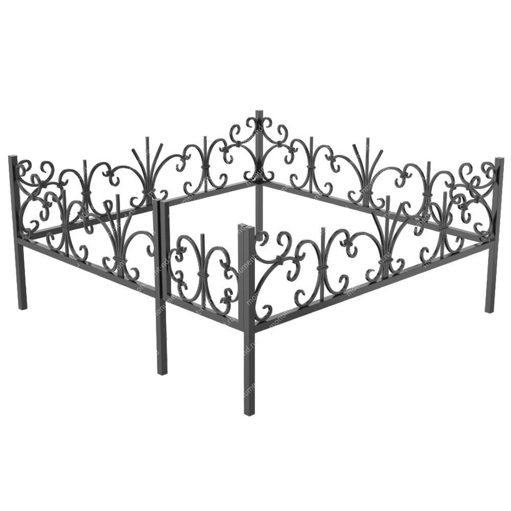 Ограда кованная ОК-6