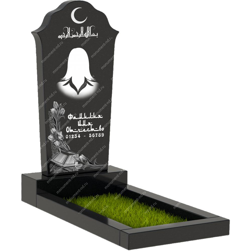 Мусульманский памятник М-010