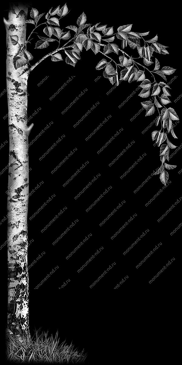 Гравировка дерева Д - 006