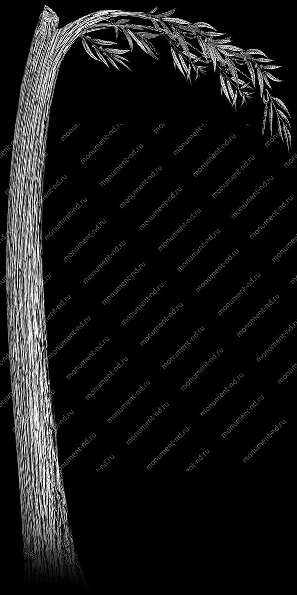 Гравировка дерева Д - 016