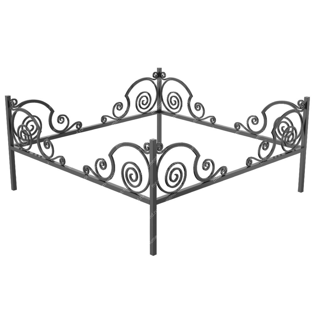 Ограда кованная ОК-30
