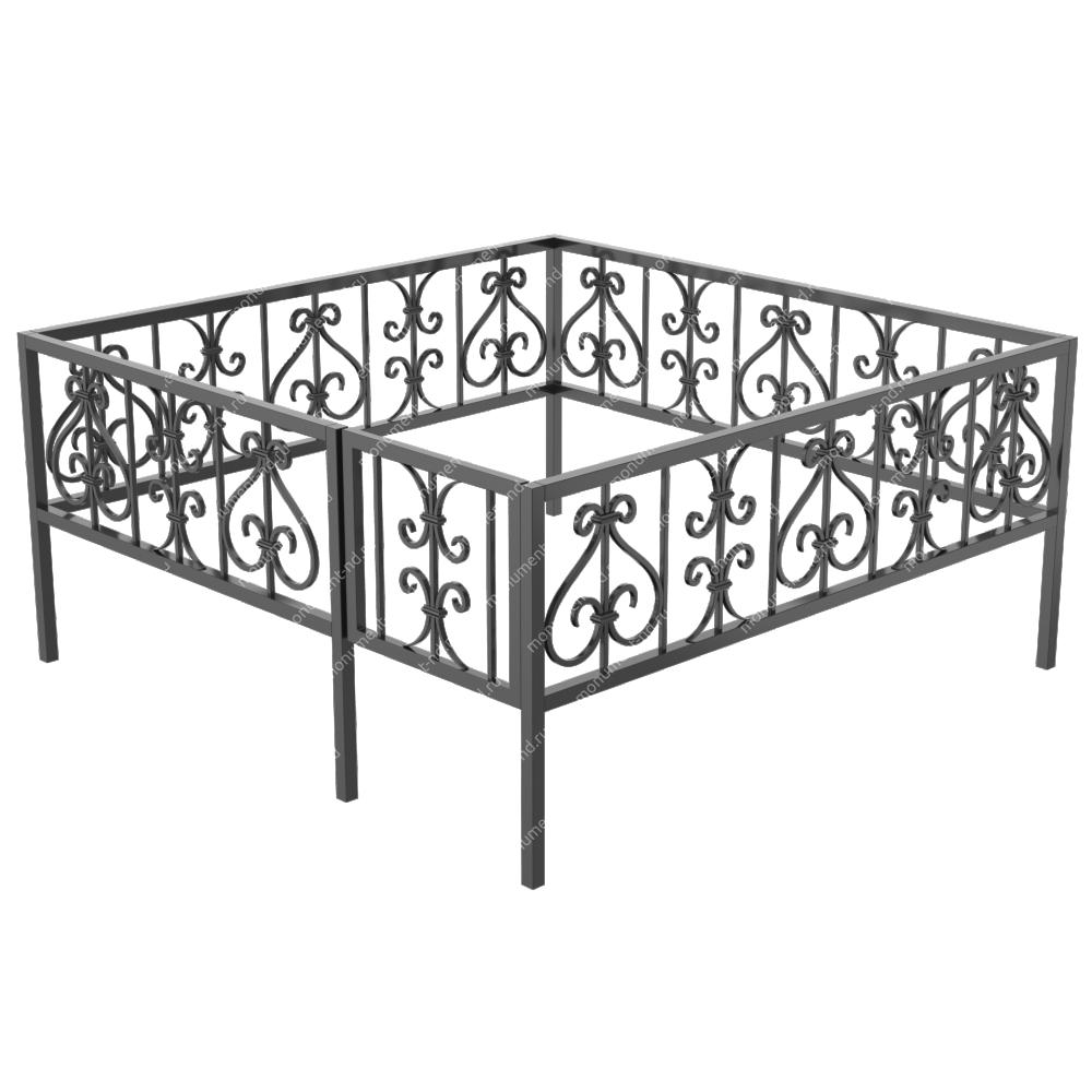 Ограда кованная ОК-32