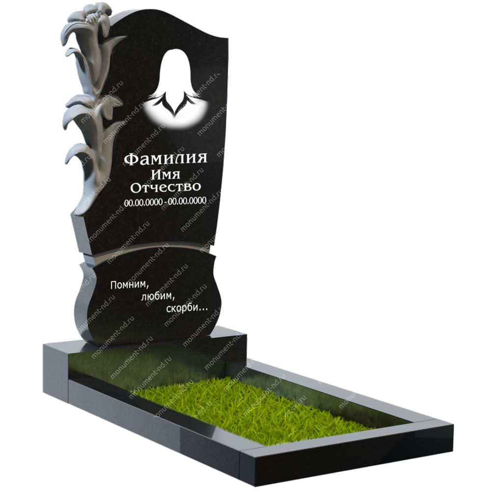 ПБ-27 Памятник с барельефом