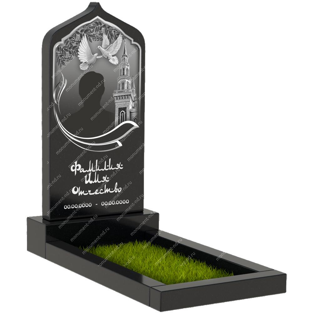 Мусульманский памятник М - 013