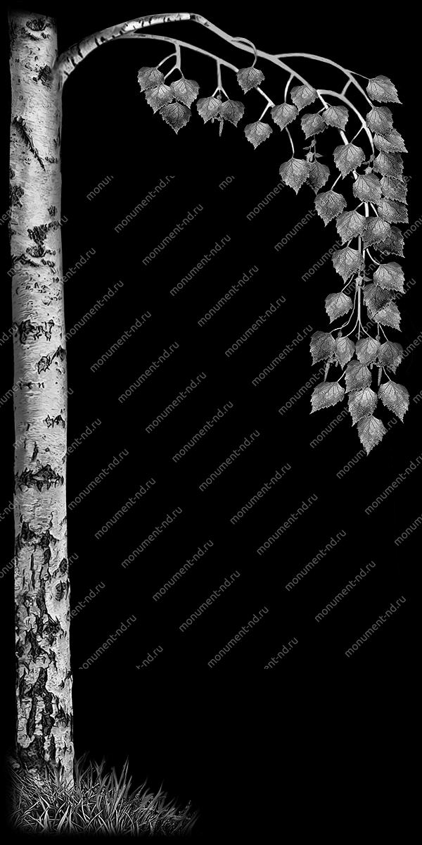 Гравировка дерева Д - 007