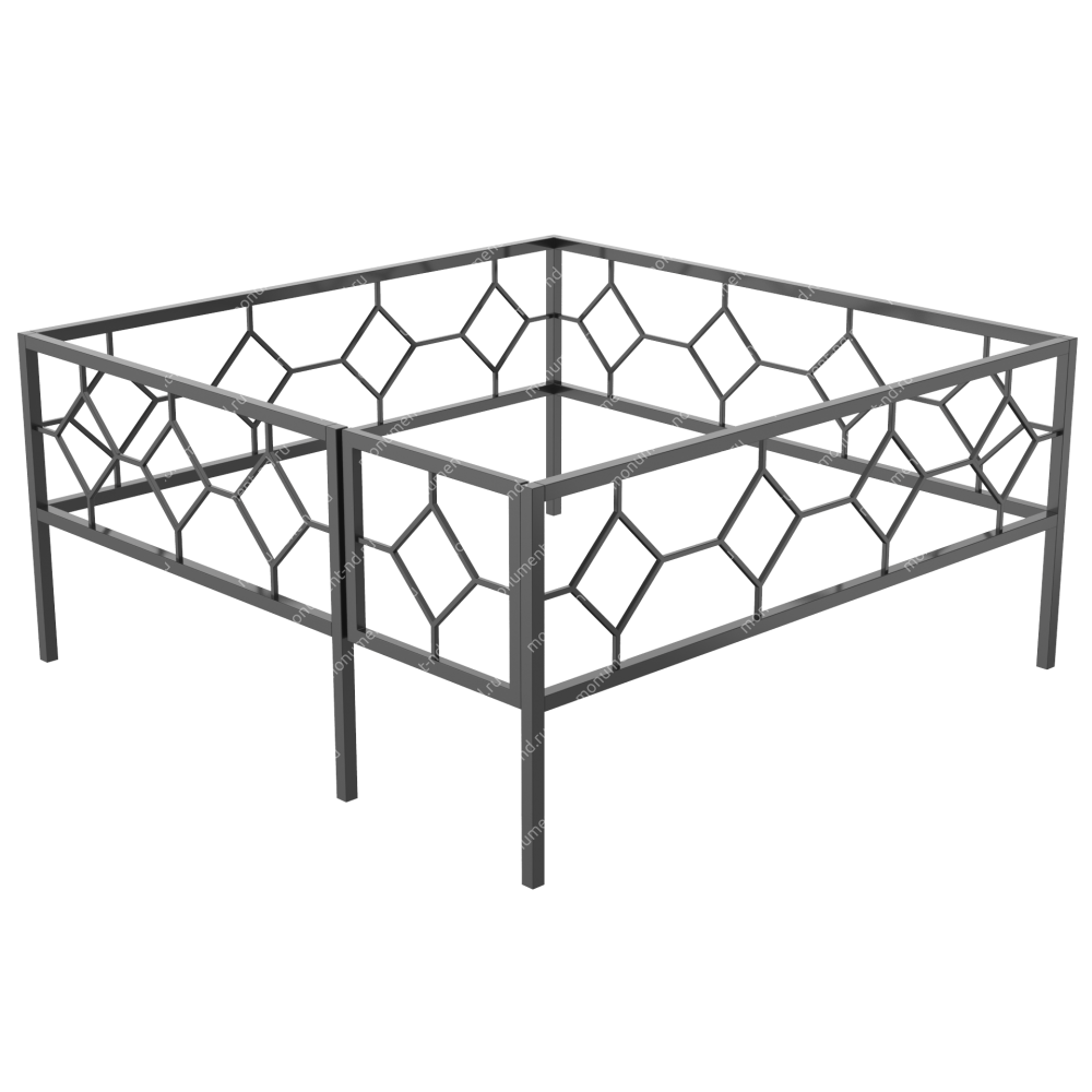 Ограда сварная ОС - 012