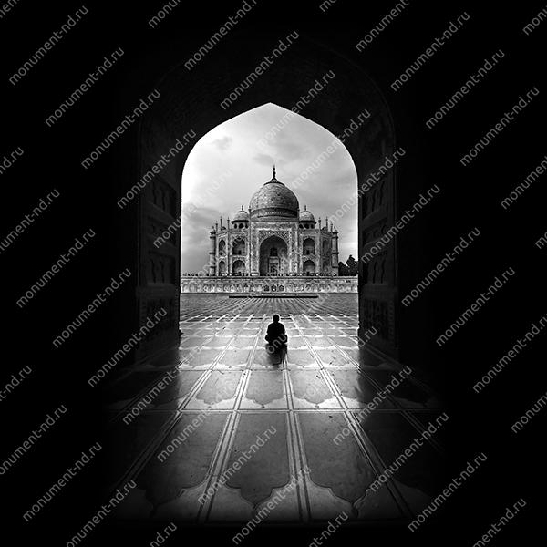Гравировка Ислам Ис - 009