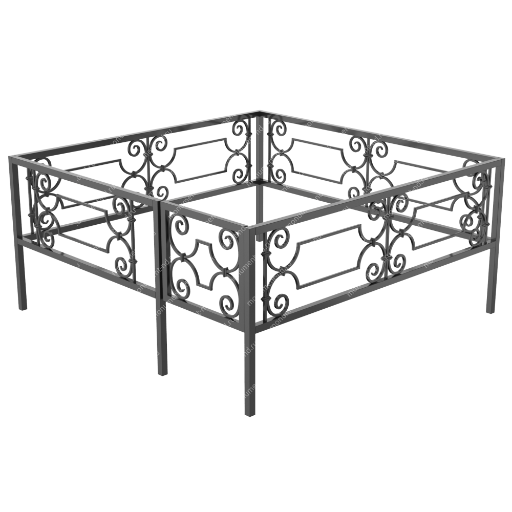 Ограда кованная ОК-20