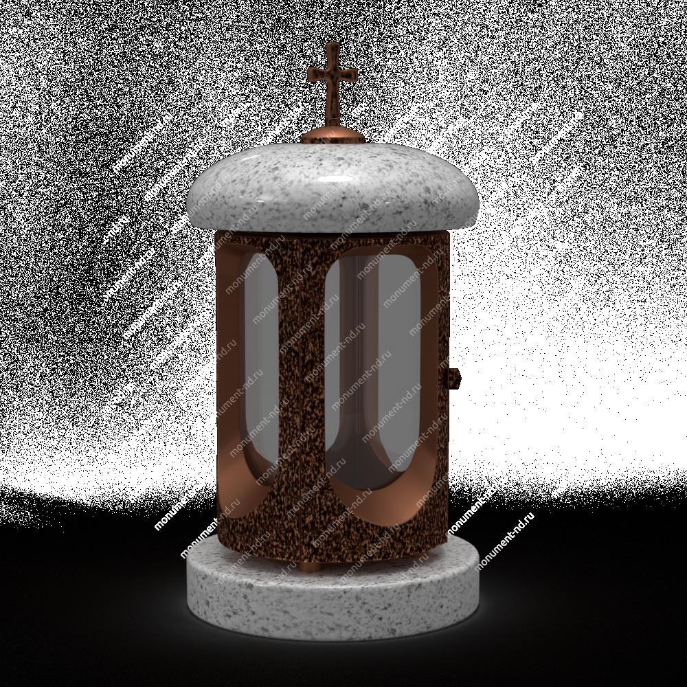 Лампада на могилу-003С