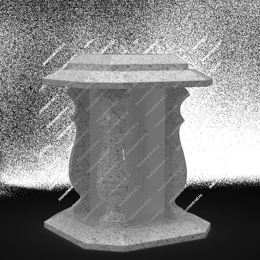 Лампада на могилу-008С