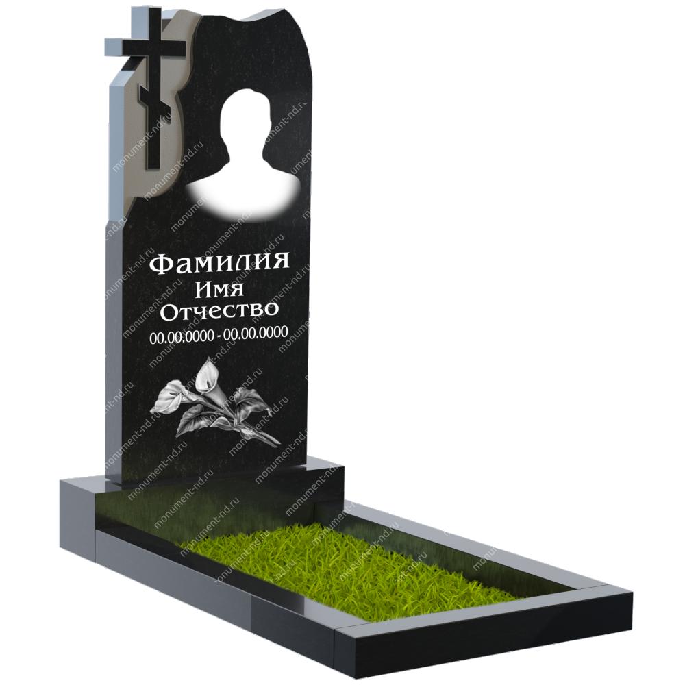 ПБ-12 Памятник с барельефом