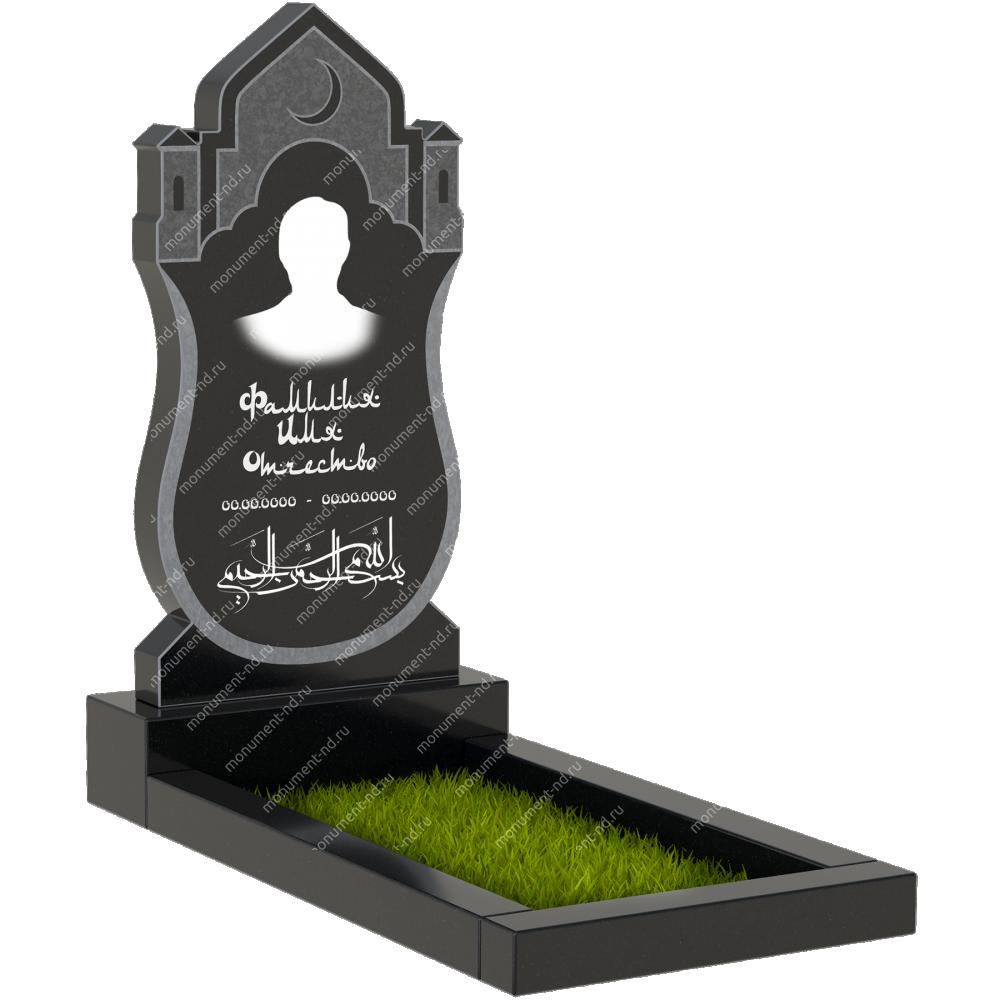 Мусульманский памятник М - 27