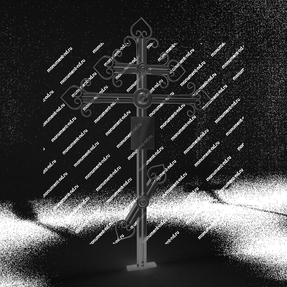 Крест на могилу Кр-010