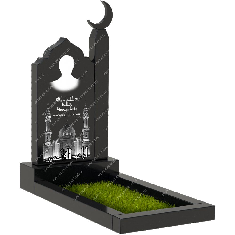 Мусульманский памятник М - 25